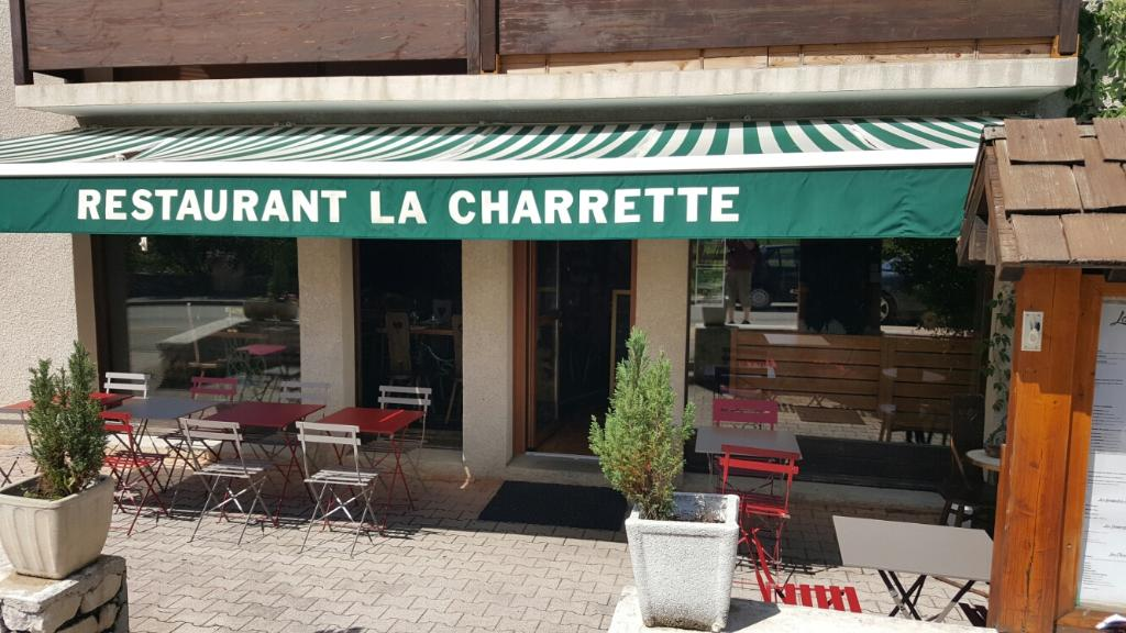 La Charrette Lans En Vercors